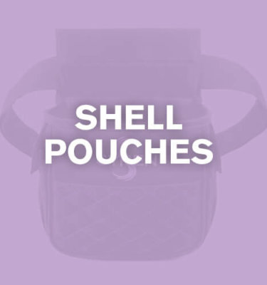 Shell Pouches